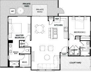 Floor Plan 4 Havenly Fountain Hills