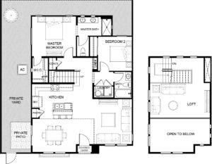 Floor Plan 6 Havenly Fountain Hills