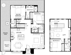Floor Plan 7 Havenly Fountain Hills