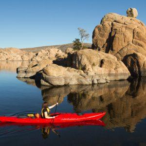 Prescott Watson Lake